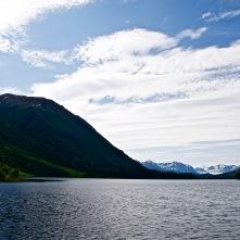 Russian Lakes and Skilak Glacier