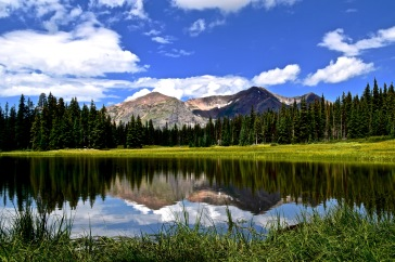 Copley Lake, Colorado